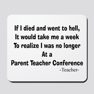 Teachers Mousepad