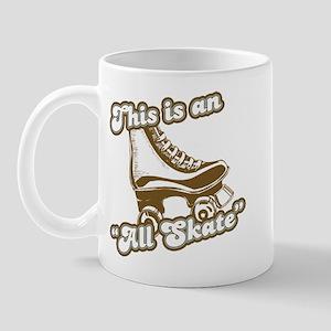 This is an All Skate Mug