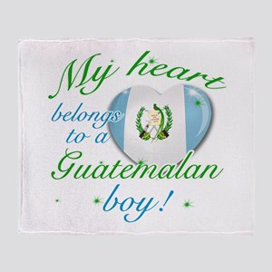 My heart belongs to a Guatemalan boy Stadium Blan