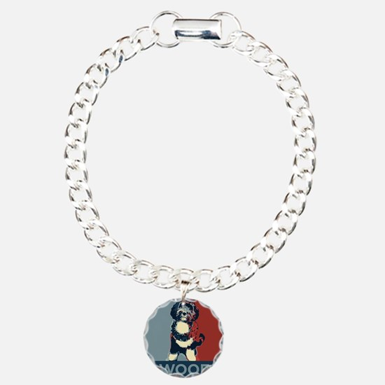 Bo The First Dog WOOF Bracelet