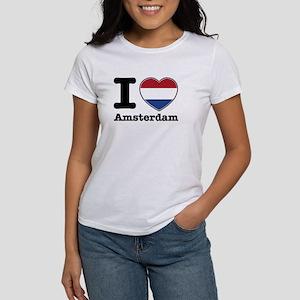 I love Amsterdam Women's T-Shirt