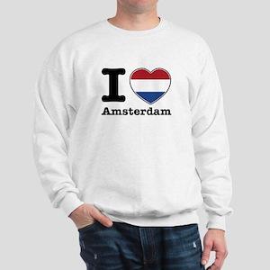 I love Amsterdam Sweatshirt