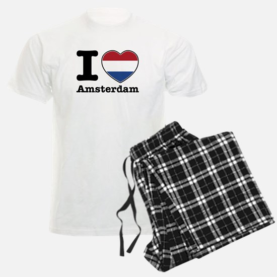 I love Amsterdam Pajamas