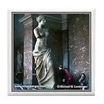 Venus de Milo -- Paris 1963 Tile Coaster