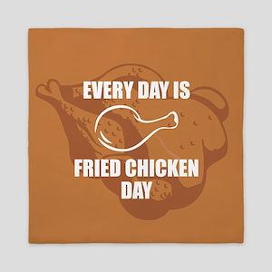 Fried Chicken Queen Duvet