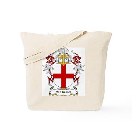 Van Kessel Coat of Arms Tote Bag