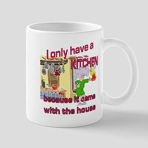 Family Fun Kitchen Mug