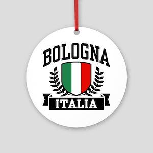 Bologna Italia Ornament (Round)