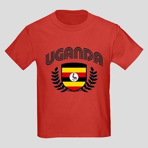 Uganda Kids Dark T-Shirt