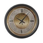 Marble Vine Large Wall Clock