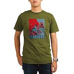 Frabjous Organic Men's T-Shirt (dark)