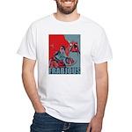 Frabjous White T-Shirt