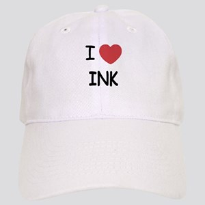 I heart ink Cap