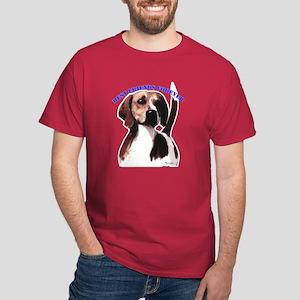 hound best friend Dark T-Shirt