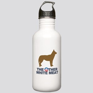 Dog, The Other White Meat Stainless Water Bottle 1