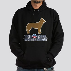 Dog, The Other White Meat Hoodie (dark)