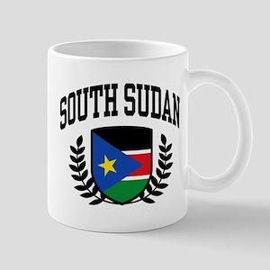 South Sudan Mug