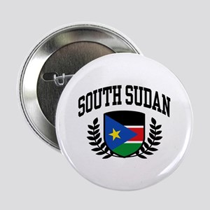 "South Sudan 2.25"" Button"