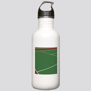 Tennis Court Stainless Water Bottle 1.0L
