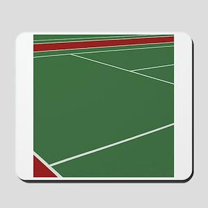 Tennis Court Mousepad