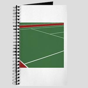Tennis Court Journal