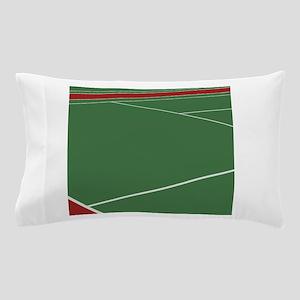 Tennis Court Pillow Case