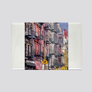 Chinatown: New York City Rectangle Magnet