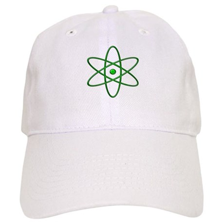"""Orbit, Green"" Cap"