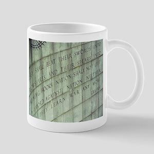 Isiah (No More War Mug
