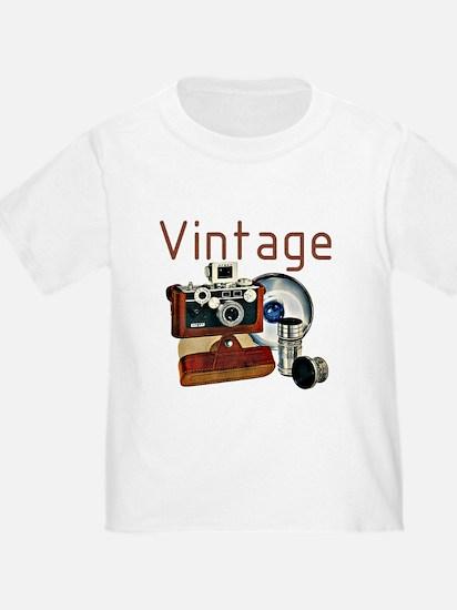 Vintage Camera T