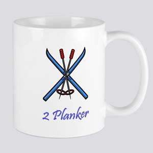 2 Planker Mug
