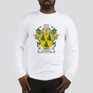 Van Iterson Coat of Arms Long Sleeve T-Shirt