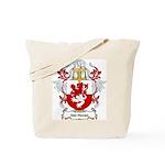 Van Hoven Coat of Arms Tote Bag