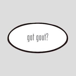 Got gout? Patches