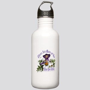 There Are More of Us: Pagan W Stainless Water Bott