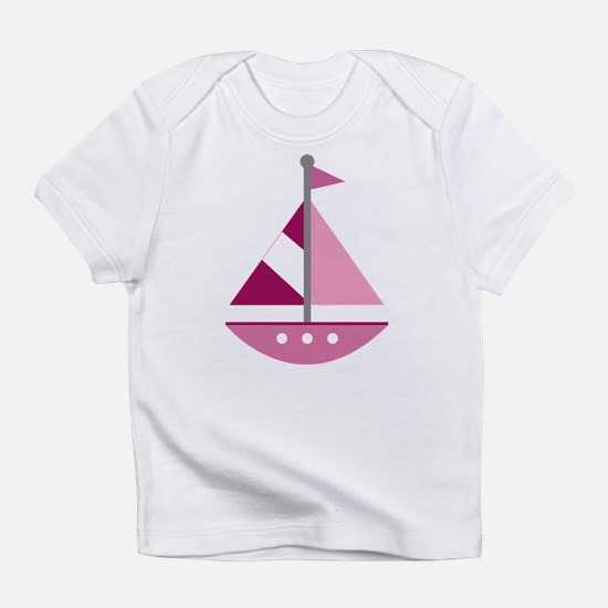 Sailing Sailboat Infant T-Shirt