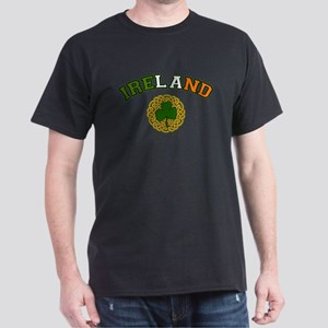 Ireland Collegic Dark T-Shirt