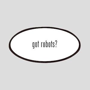 Got robots? Patches