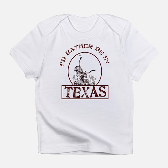 Unique Texas longhorn Infant T-Shirt