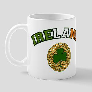 Ireland Collegic Mug