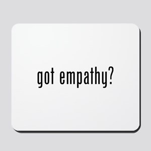 Got empathy? Mousepad