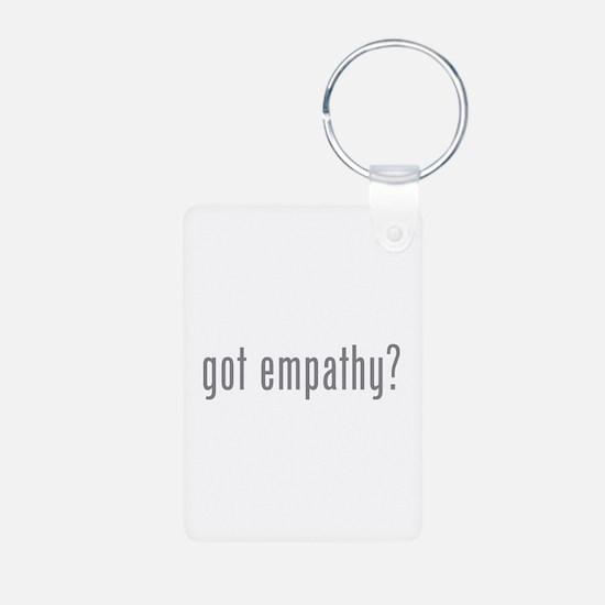 Got empathy? Keychains