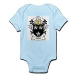 Hoeven Coat of Arms Infant Creeper