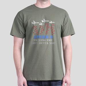 America Freeing You Dark T-Shirt