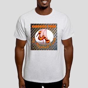 PhysicalYouthFemFrnt_LtShrtRivets2 T-Shirt