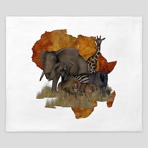 Safari King Duvet