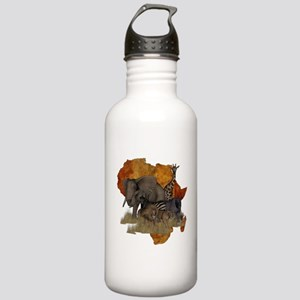 Safari Stainless Water Bottle 1.0L