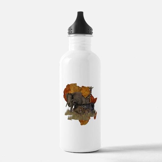 Safari Water Bottle