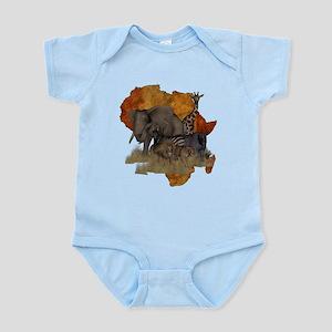 Safari Infant Bodysuit