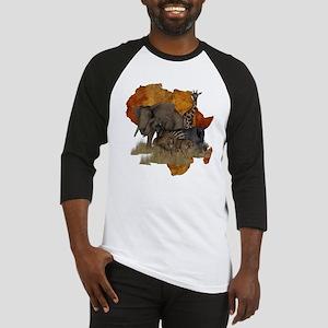 Safari Baseball Jersey